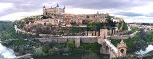 Jornada Geográfica: Paisajes Culturales en los alrededores de Toledo @ Instituto Geográfico Nacional